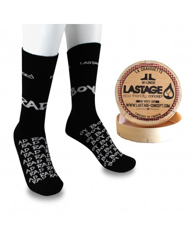 Chaussettes made in France...