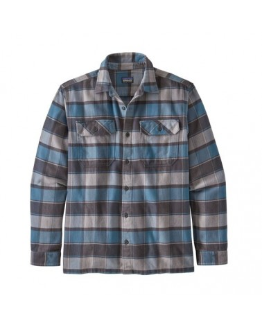 53947 M's L/S Fjord Flannel...